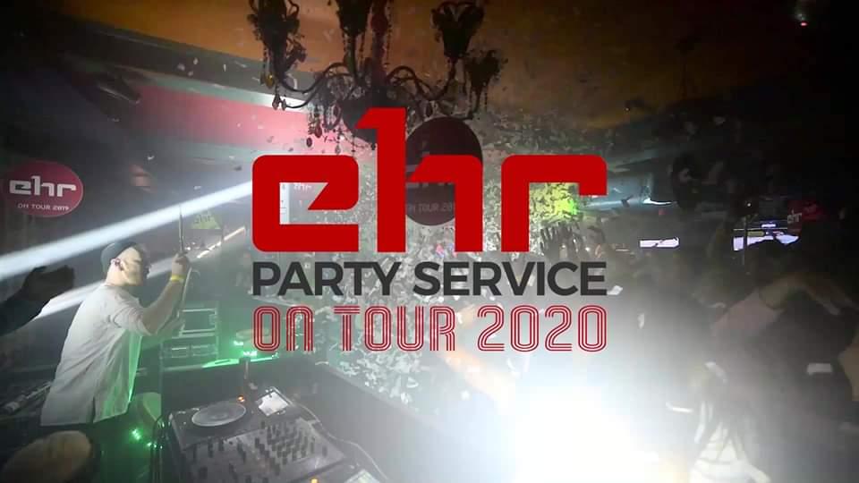 Party Service On Tour 2020 Lielais Noslēgums