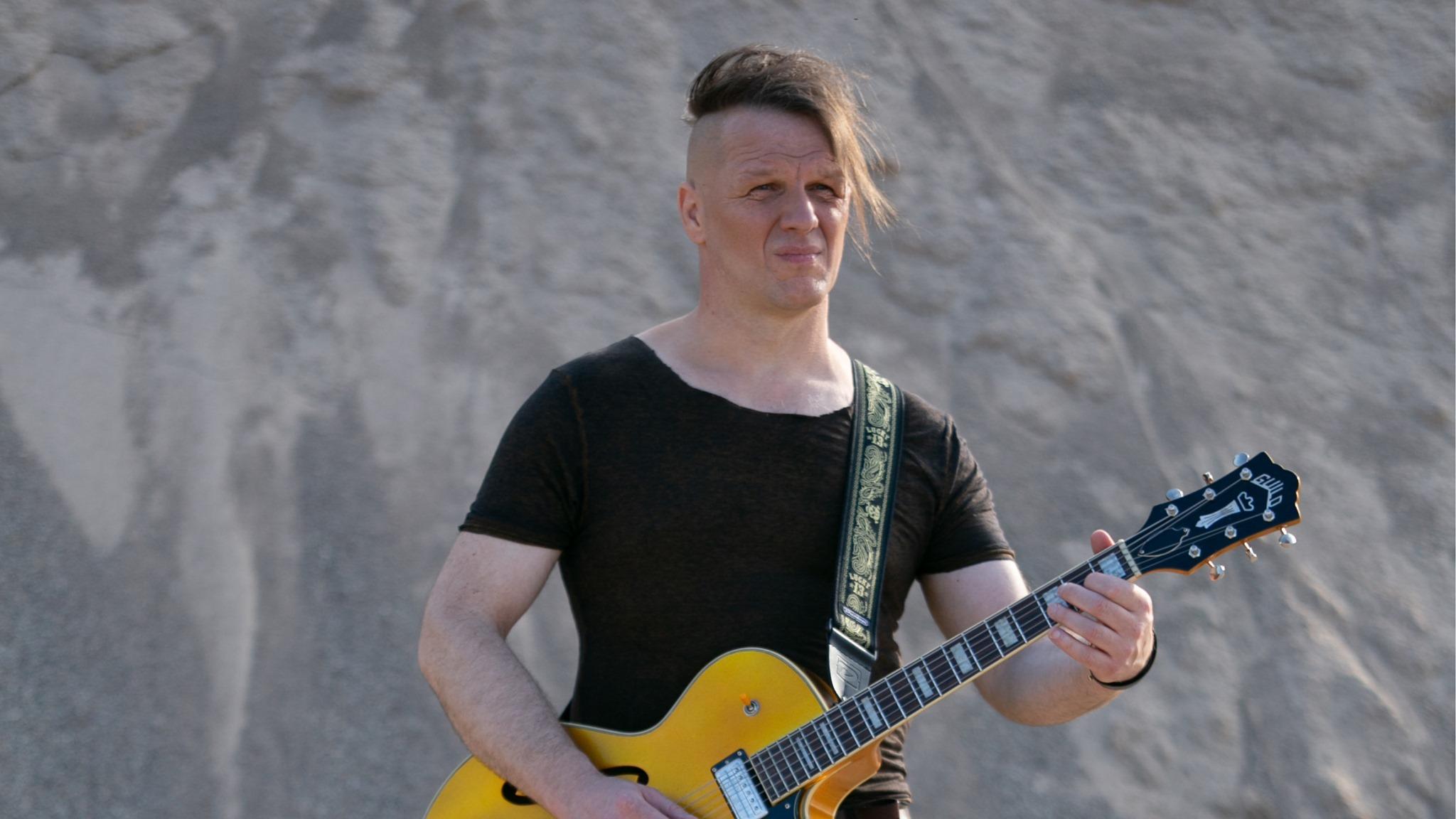 Juris Kaukulis – koncerts Fonokluba terasē