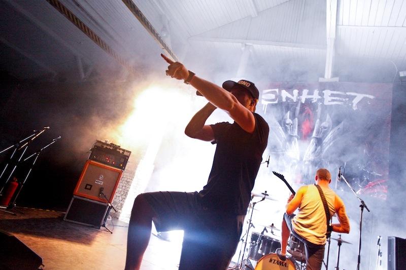 """""""Enhet"""" Eiropas koncertu sēriju noslēgs Fonoklubā"""